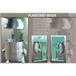 Figure 3 - Single Planetary Mixer