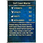 Gulf Coast Warrior