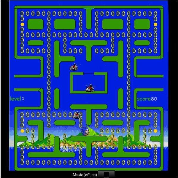 sonic games online