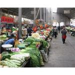 300px-The farmer's market near the Potala in Lhasa