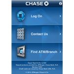 Chase Mobile (SM) iPhone App