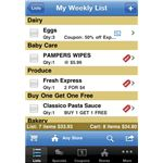 Grocery Pal iPhone App