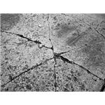 Hydraulic Cement Used to Repair Cracks
