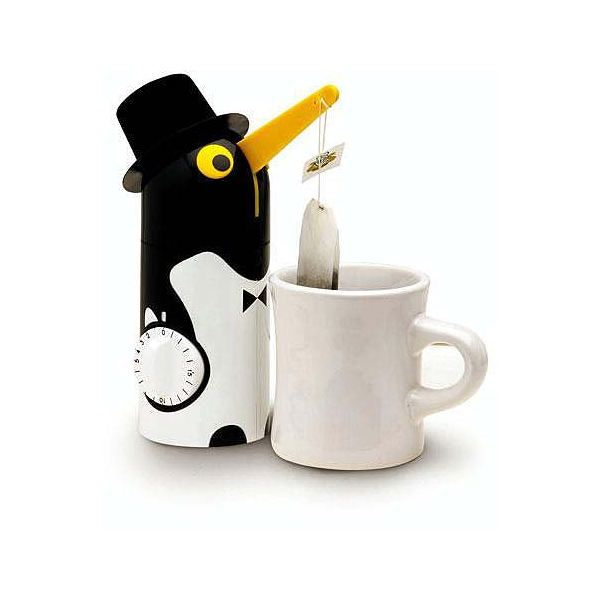 tea boy pinguin