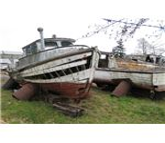 Boat Junkyard