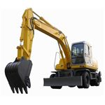 Wheel Excavator, equipment