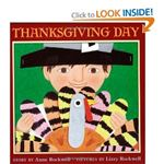 Thanksgiving Day by Anne Rockwell