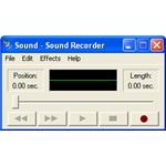 Sound Recorder XP