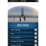 Lonely Planet Beijing City Guide iPhone App