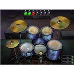 Learn to play the drums in one of REO Speedwagon's Find Your Own Way Home's more interesting levels