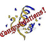 Pictures Of... Congratulations Clipart