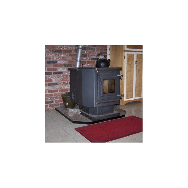 Pellet wood stove the best heating system for home for Best heating system