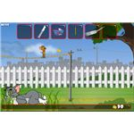 Mouse About the House Screenshot - One of the Best Free Online Tom and Jerry Games