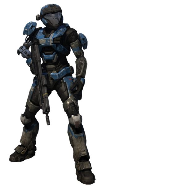 Image Gallery halo reach characters