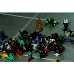 destroyed toys