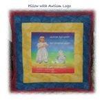 Pillow to Promote Autism Awareness