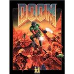 The Original Doom Game Box