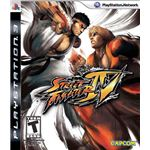 Street Fighter IV cover