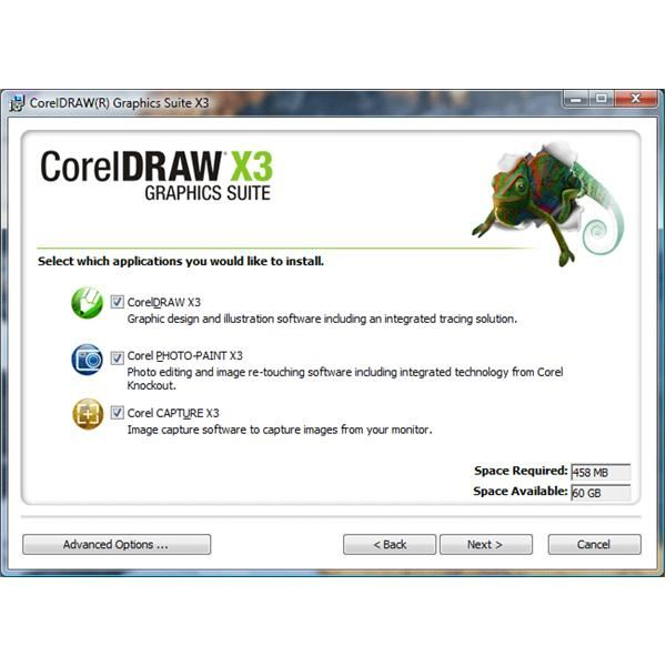 crack corel draw x3 full version