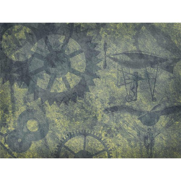 Free Steampunk Textures for Desktop Publishing Projects ...