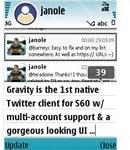 gravity twitter