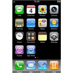 iPhone: Home Screen