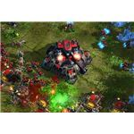Starcraft 2 SCV - Terran SCVs going about their work