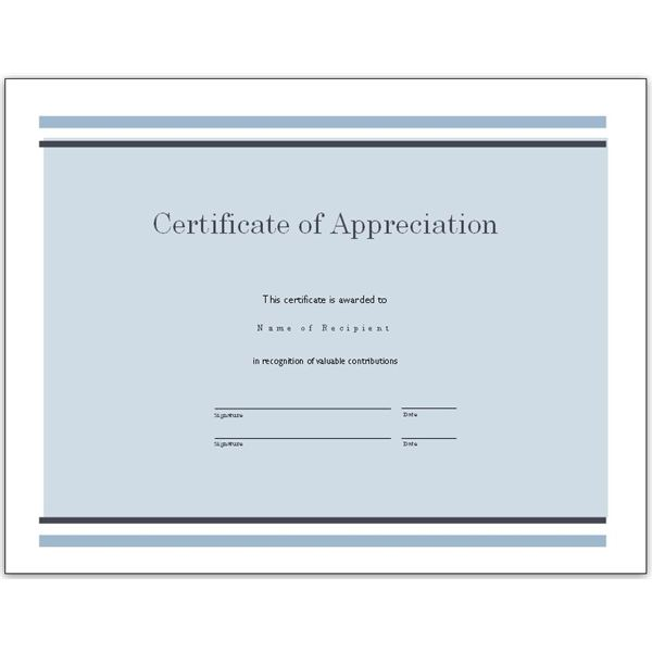 Collection of tips and ideas for recognizing valued employees non monetary and budget friendly forms of recognition certificate of appreciation spiritdancerdesigns Choice Image