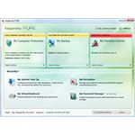 Kaspersky PURE with Backup Option