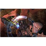 Battling Orions over a Mining Facility