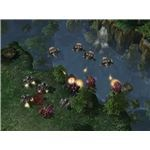 Starcraft 2 Viking - Vikings in fighter and Assault modes