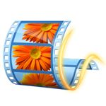 live movie maker icon