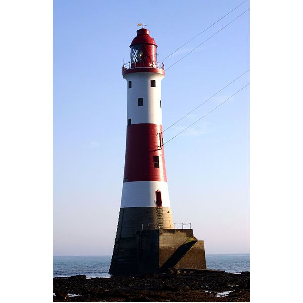 History Of The Building Of Lighthouses In The UK & The US