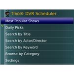 Tivo Screenshot