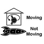 Moving Not Moving