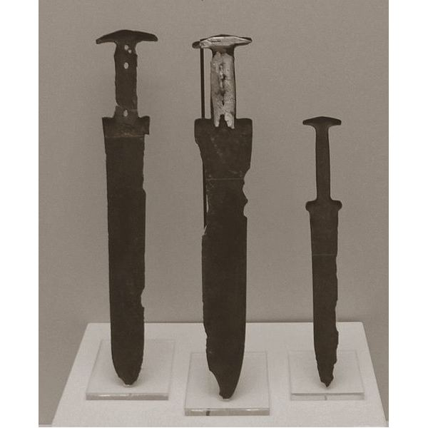 Weapons Of Ancient Greece