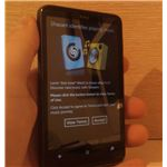Shazam for Windows Phone 7