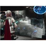 Final Fantasy XIII: Vestibular Hold.