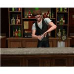 The Sims 3 Late Night: moonlighting