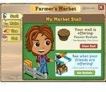 FarmVille Market Stall