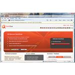 Free Internet Explorer Virus Scan Using BitDefender QuickScan