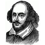 Shakespeare Public Domain Image