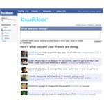Integrate Twitter on your Facebook account
