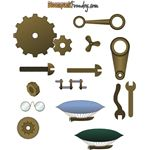 Steampunk Foundry