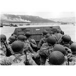 Omaha Beach Landing Craft