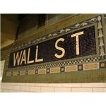 Wall Street Subway Mosaic -- epicharmus