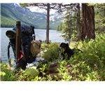 Chrystal Lake, Mission Mountains 145