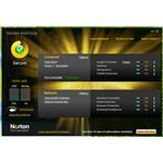 Norton AV User Interface