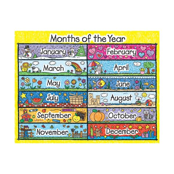 event list month year
