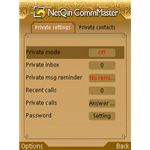 Nokia E63 free software - NetQin Mobile Manager